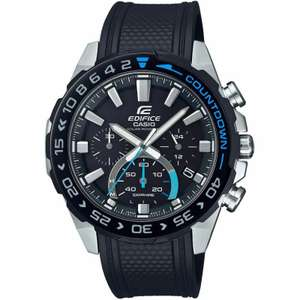 Casio Edifice Watch EFS-S550PB-1AVUEF solar powered with sapphire glass with free delivery £113.25 at Watch Shop
