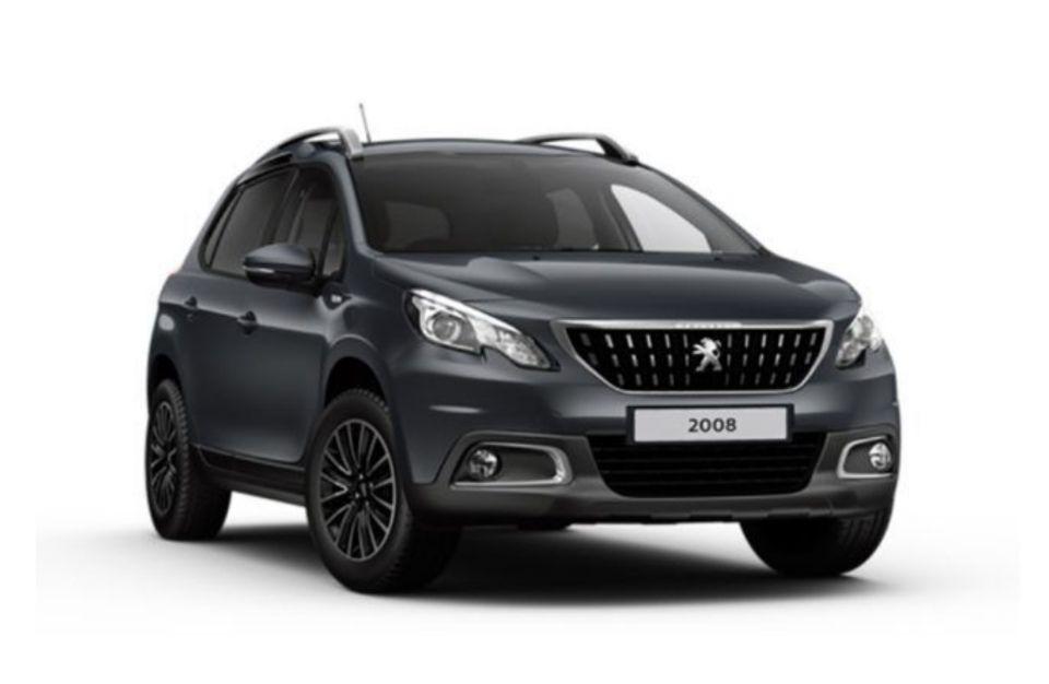 Pre Reg PEUGEOT 2008 SUV 1.2 PURETECH 110 SIGNATURE 5DR £12999 @ Eden Motor Group