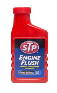 STP Engine Flush 450ml for Petrol and Diesel vehicles £1.67 (with code) free C+C @ Euro Car Parts