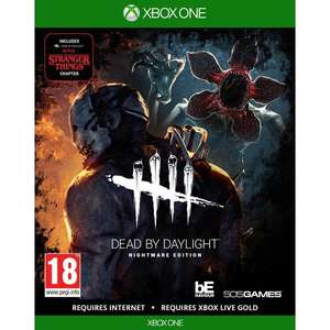 [Xbox One] Dead by Daylight: Nightmare Edition - £14.99 delivered @ Simply Games