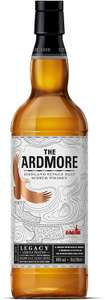 Ardmore Legacy Highland Single Malt Scotch Whisky, 70 cl £18.90 at Amazon Prime / £23.39 Non Prime