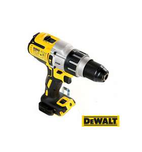Dewalt DCD996N 18V XR 3-Speed Brushless Hammer Combi Drill (Body Only) £98.95 @ Amazon