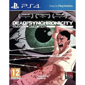Dead Synchronicity PS4 £5.95 @ The Game Collection