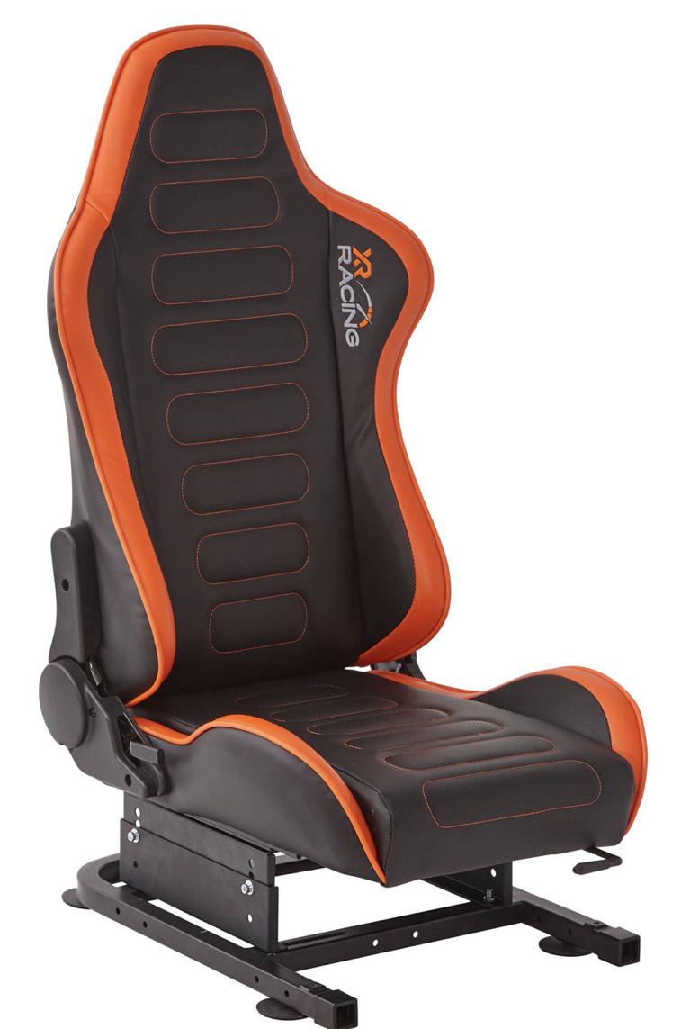 X Rocker Chicane Car Seat for Driving Rig £119 @ ao.com