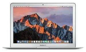 Refurbished Apple MacBook Air 2017 MQD32 13 Inch Intel Core i5 8GB RAM 128GB SSD Laptop £539.99 @ Ebay Argos