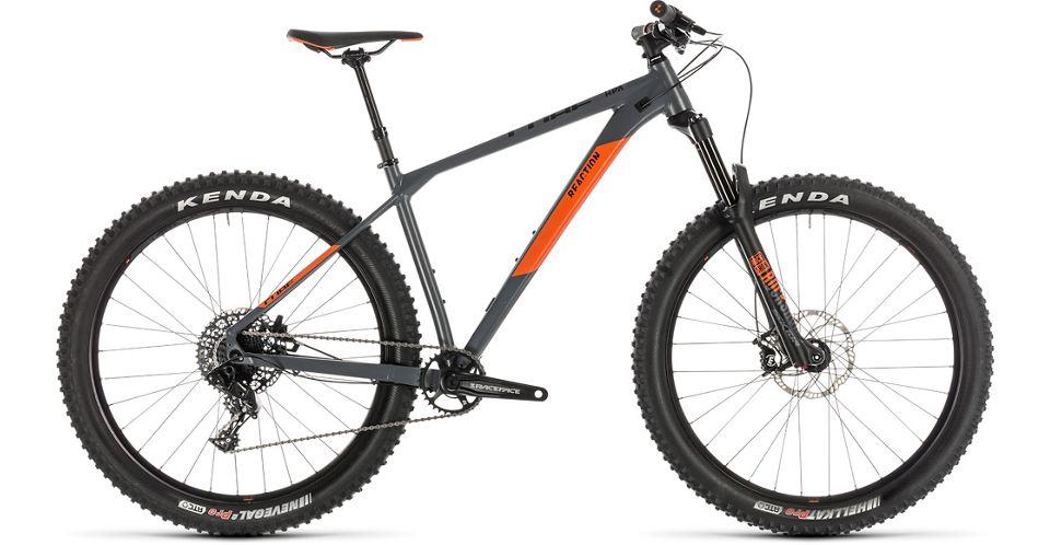 Cube Reaction TM Pro 27.5 Mountain Bike 2019 £779.99 @ CRC