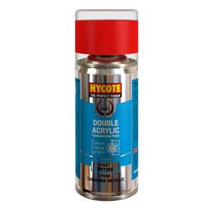 Hycote double acrylic concentrated paints - 76p (Free Click & collect) @ Euro Car Parts