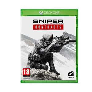 SNIPER GHOST WARRIOR CONTRACTS Xbox One £23.95 @ The Game Collection