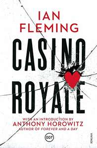 Casino Royale: James Bond 007 By Ian Fleming - kindle edition 99p @ Amazon