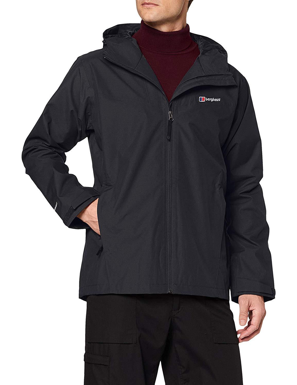 Berghaus Men's Stronsay Jacket Darker Carbon XXL £29.09 @ Amazon