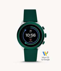 Fossil Sport Smartwatch Silicone 43 & 41mm in Various Colours £75.65 (using 15% code from Fossil Community signup)