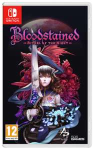Bloodstained: Ritual of the Night Nintendo Switch Game £20.99 Argos