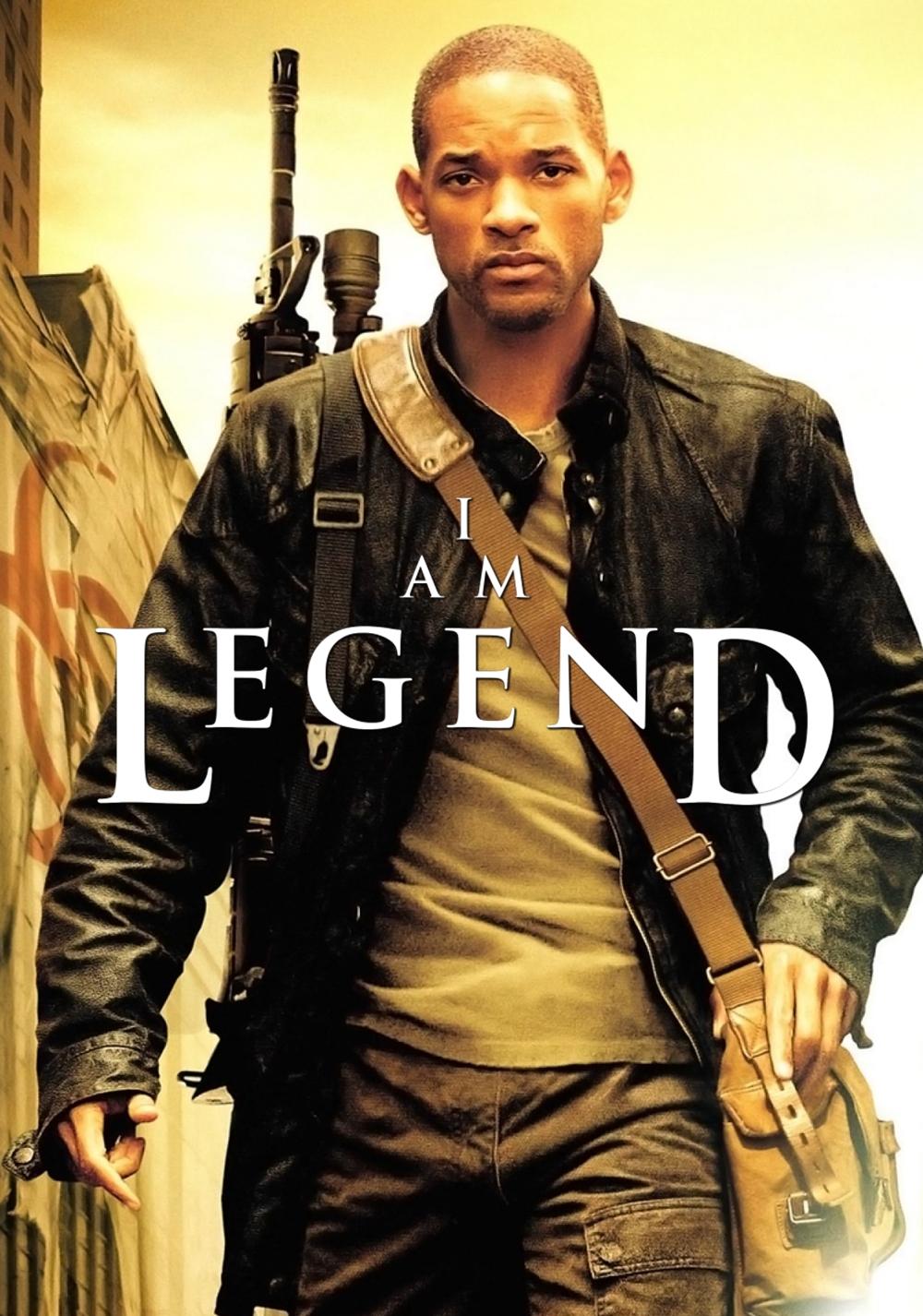 I Am Legend [Blu-ray] [2007] [Region Free] £4.49 (Prime) / £7.48 (non Prime) at Amazon