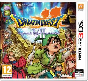 Dragon Quest 7 Fragments of Forgotten Past Nintendo 3DS Game now £2.49 free click and collect at Argos