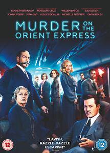 Murder On The Orient Express (DVD) £2.99 @ ebay / theentertainmentstore