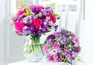 24% off Flowers with voucher Code @ Appleyards London
