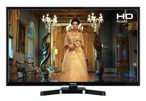 Refurb (1 year warranty) Panasonic TX-32E302B 32 Inch HD Ready LED TV Freeview HD USB Playback £99.99 Panasonic outlet / eBay