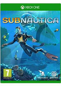 Subnautica (Xbox One) now £15.85 delivered at Base