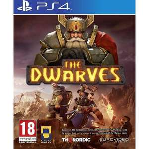 The dwarves ps4 £3.95 The Game Collection