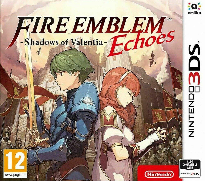 Fire Emblem Echoes: Shadows of Valentia for Nintendo 3DS £5.99 Argos