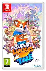 New Super Lucky's Tale Nintendo Switch - £24.99 at Currys PC World
