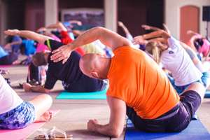 Get 30 days of Yoga for free - O2 Priority