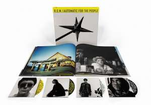 Automatic For The People Remastered Collector's Edition, Anniversary Edition, Limited Edition Box Set, Reissue (4CDs) £33.40 @ Amazon