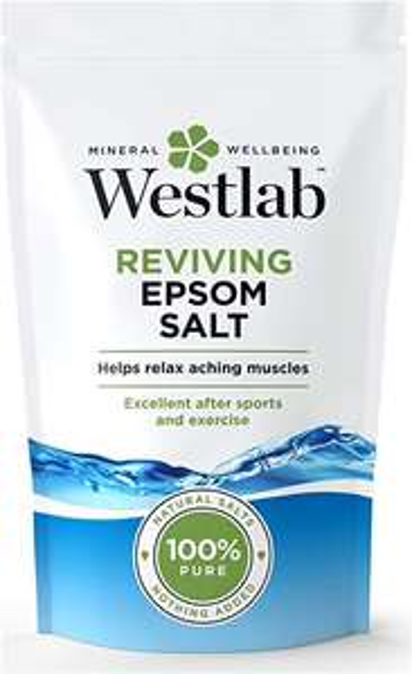 Westlab Pure Mineral Bathing Epsom Salt 1kg £2.49 in Boots instore / +£1.50 Order & Collect
