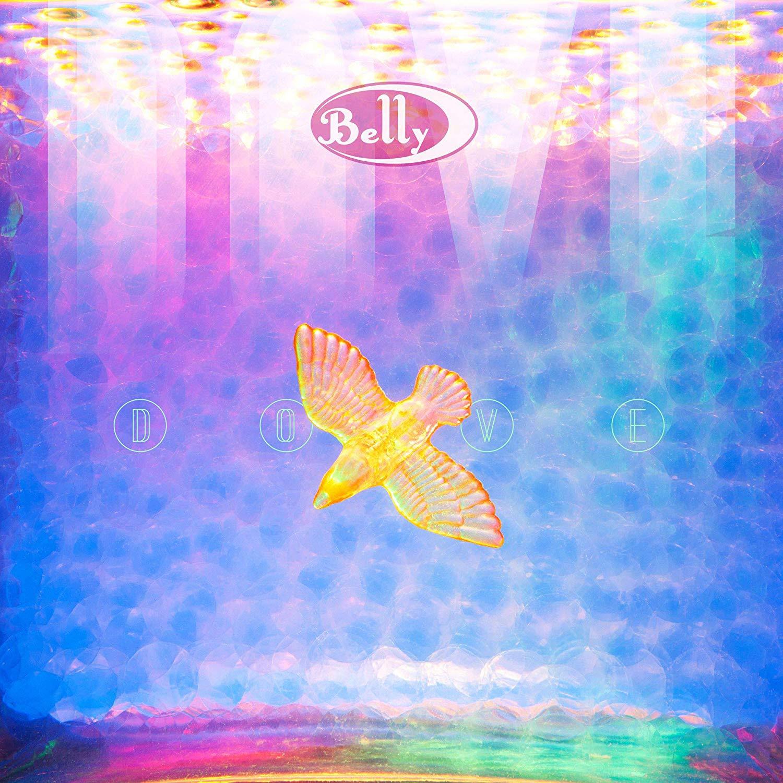 Belly - Dove [VINYL] Coloured Vinyl now £9.99 (Prime) + £2.99 (non Prime) at Amazon