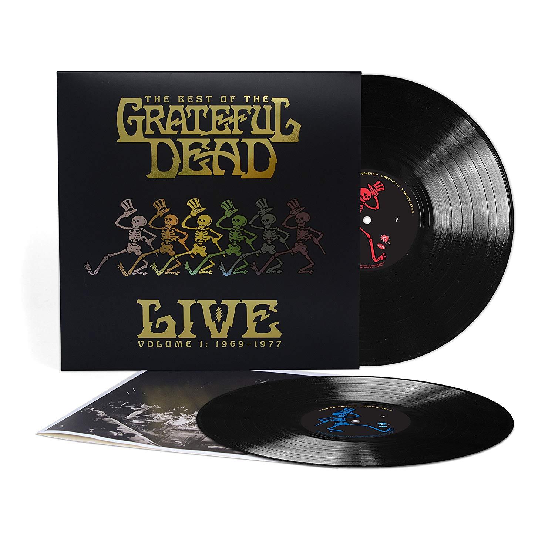 The Best of the Grateful Dead Live, Vol. 1: 1969 - 1977 Double Vinyl LP £12.99 prime / £15.98 non prime @ Amazon