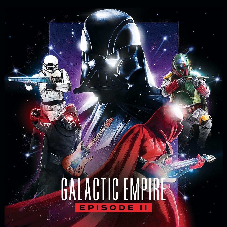 Episode II [VINYL] LP Galactic Empire (Artist) £4.11 prime / £7.10 non prime @ Amazon