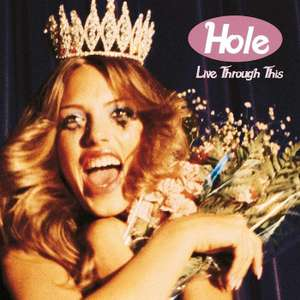 Hole - Live Through This [VINYL] LP + Autorip now £11.99 (Prime) + £2.99 (non Prime) at Amazon