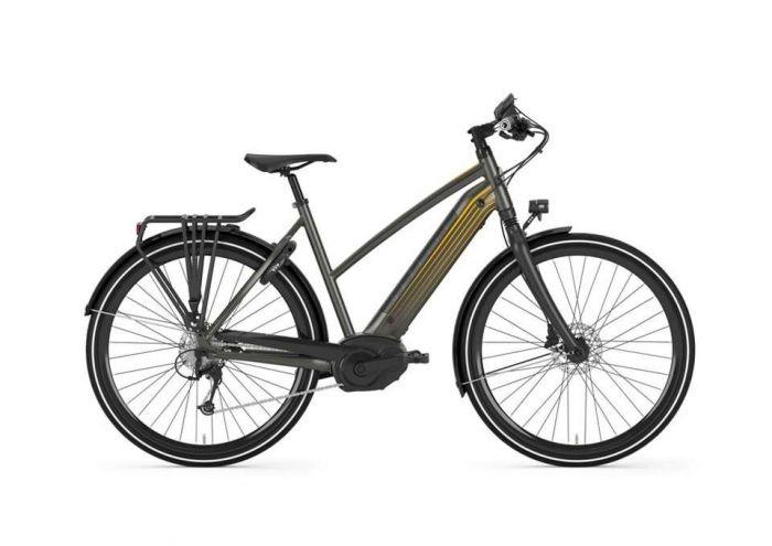 Gazelle Cityzen T10 HMB 2018 Electric Hybrid Bike Grey for £1799.99 delivered @ Rutland Cycles