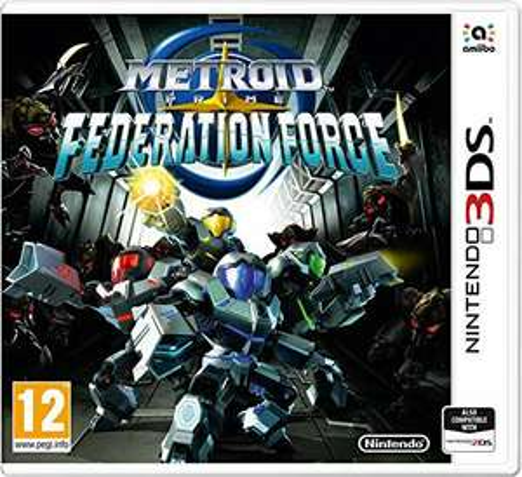 Metroid Prime: Federation Force (Nintendo 3DS)- £5.99 at Argos