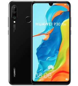 "P30 lite 15.6 cm (6.15"") 128 GB 4G Black 3340 mAh £216.89 Amazon"