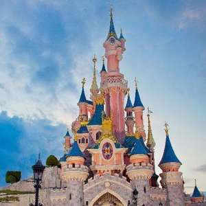 Disneyland Paris - Adult Day Ticket for the Price of a Child (When Visiting Before 1st April) £38.35 with code @ 365 tickets