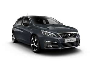 Peugeot 308 1.2 PureTech 130 GT Line 24 month Lease PCH £4,907.24 @ Nationwide Vehicle Contracts
