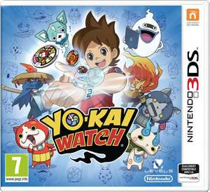 Yo-Kai Watch (Nintendo 3DS) - £2.49 at Argos