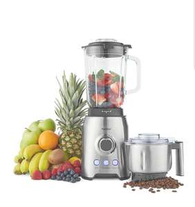 VonShef Glass Jug Blender with Powerful Variable Speeds & Pulse Function 1000W - £39.99 Amazon sold by DOMU UK