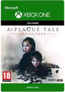 A Plague Tale: Innocence Xbox One £15.94 Digital Download @ Xbox Store US