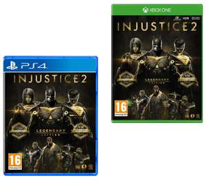 Injustice 2 Legendary Edition (PS4 / Xbox One) - £11.85 delivered @ Base