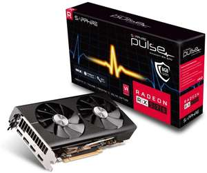 Sapphire 11266-66-20G Radeon RX 570 8GB GDDR5 Graphics Card now £111.77 delivered at Amazon