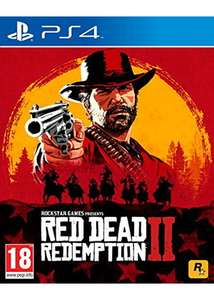 Red Dead Redemption 2 (PS4) £22.85 Delivered @ Base