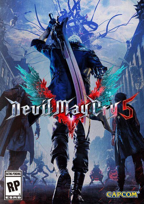 Devil May Cry 5 PC [Steam] £9.49 @ CDKeys
