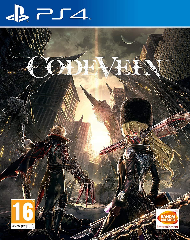 Code Vein (PS4) - £20.95 delivered @ Base