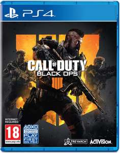 Black Ops 4 (PS4) Used - Very Good £4.40 @ Amazon (Music Magpie)