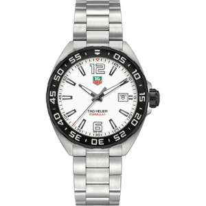 Tag Heuer Formula 1 watch £796 Delivered Free @ Francis & Gaye