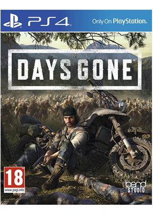 Days Gone (PS4) £24.85 Delivered @ Base