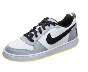 Nike Kids Trainers from £10 in store Nike Outlet Castleford eg Nike Court Borough £10