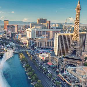 4 Nights at a 3* Hotel in Las Vegas + Return flights from London £317p/p (£634 total) (+ £95 RF) = £729 @ Virgin Atlantic